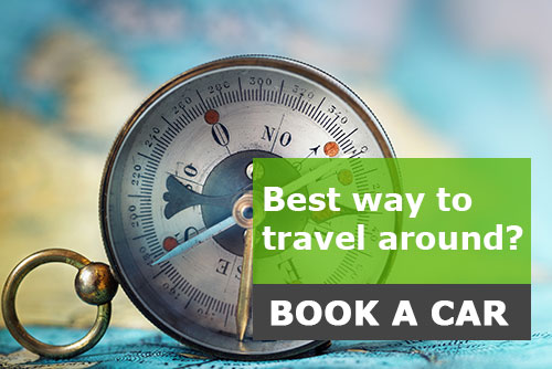 Book a car for your tour