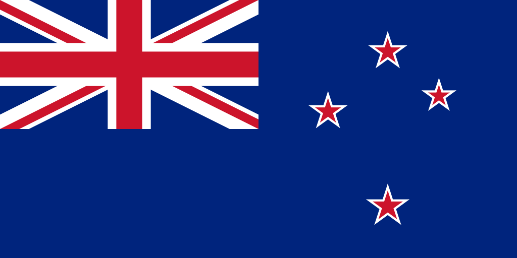 flag of the New Zealand