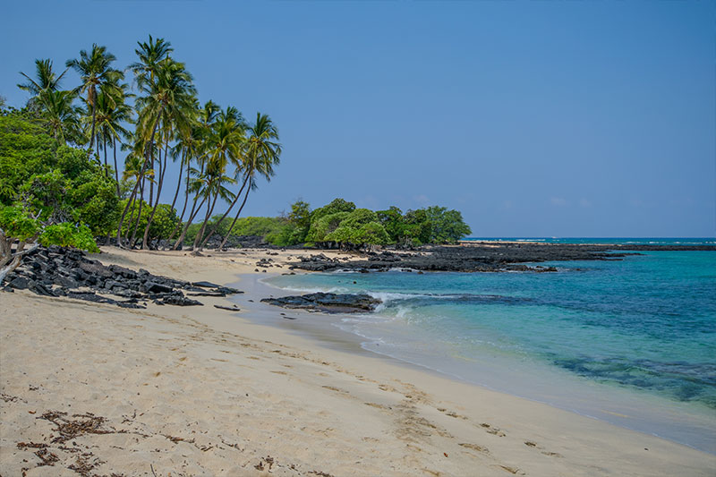 Top Beaches on Big Island