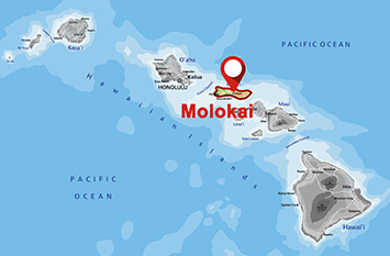 Where is Molokai?
