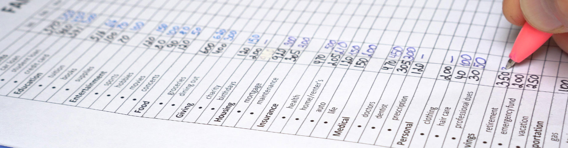 How to Keep Track of your Costs